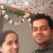 Amith and Divya